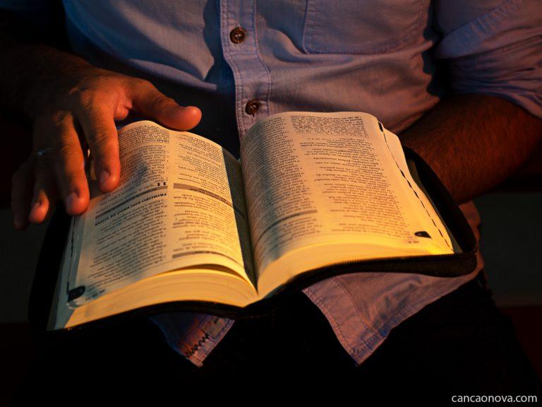 A Bíblia deve ser estudada